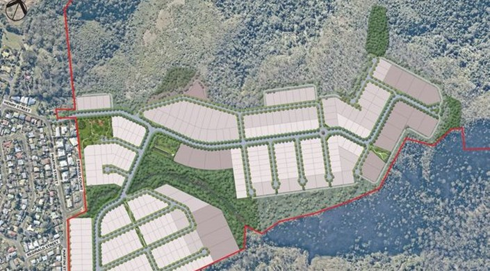 DHA Mt Lofty Subdivision (340 Lot)